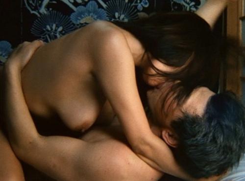 かたせ梨乃 濡れ場で豊満な乳房露出セックスシーン日活ロマン無料